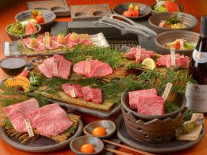 牛仁泉店コース料理